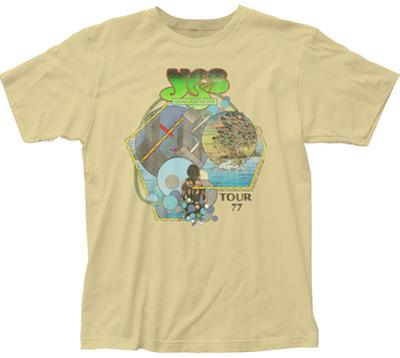 Yes- Going For The One '77 Tour