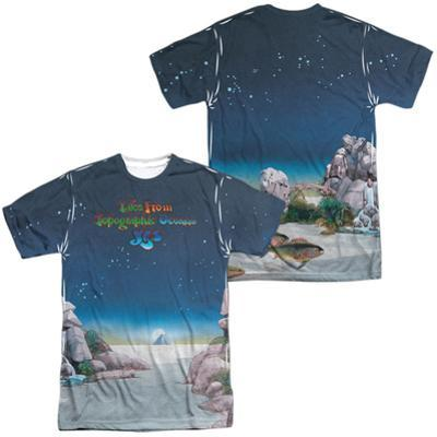 Yes- Topographic Oceans (Front/Back)