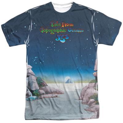 Yes- Topographic Oceans