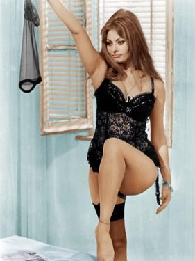 Yesterday, Today and Tomorrow, (aka Ieri, Oggi, Domani), Sophia Loren, 1963