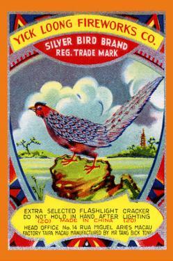 Yick Loong Silver Bird Brand Firecracker