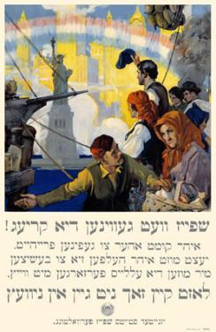 Yiddish Immigrant