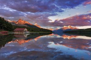 Jasper National Park I by Yiming Hu