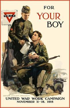 YMCA United War Work Campaign