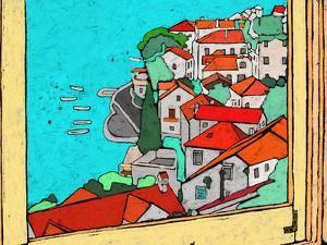 Along the Coast by Ynon Mabat
