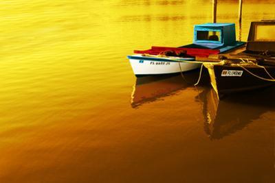 Boat I by Ynon Mabat