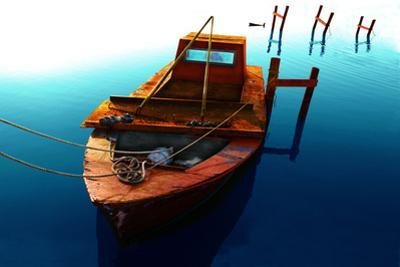 Boat III by Ynon Mabat