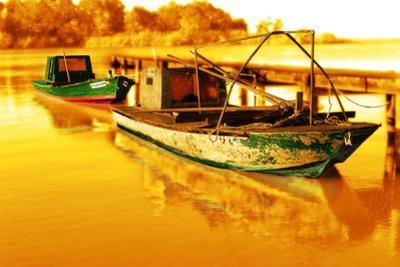 Boat IV by Ynon Mabat