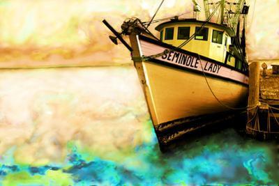 Boat V by Ynon Mabat