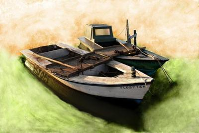 Boat VIII by Ynon Mabat