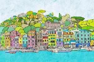 Coastal City by Ynon Mabat