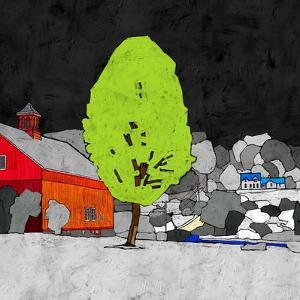 Countryside II by Ynon Mabat