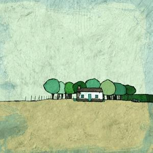 Farmhouse on the Edge by Ynon Mabat