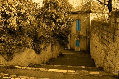 Jerusalem I by Ynon Mabat