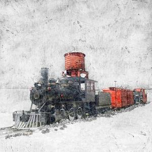 Muted Locomotive by Ynon Mabat