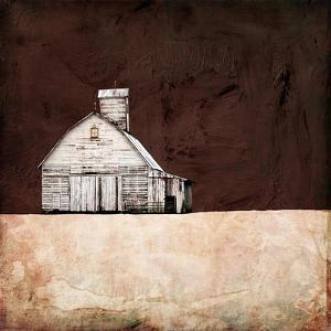Neutral Brown Farm by Ynon Mabat