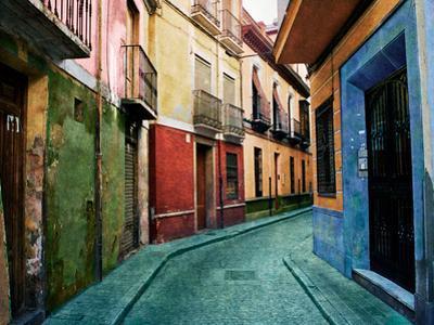 Old Granada by Ynon Mabat