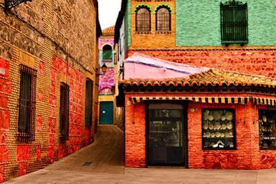 Toledo, Spain III by Ynon Mabat