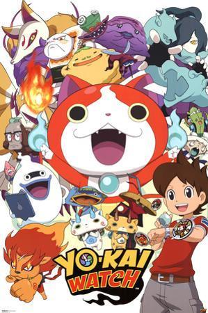 Yo-Kai Watch- Cast