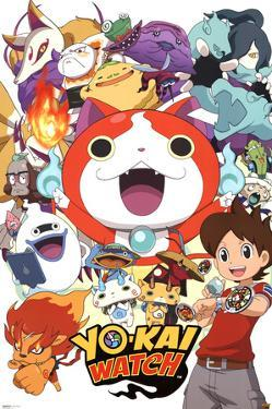 Yo-Kai Watch- Cast