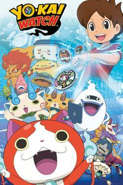 Yo-Kai Watch- Key Art