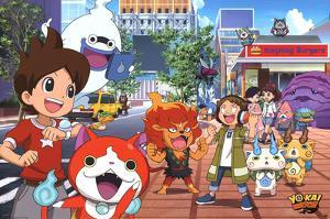 Yo-Kai Watch- On The Street