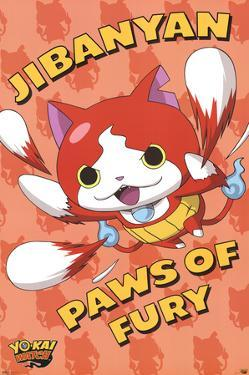 Yo-Kai Watch- Paws Of Fury