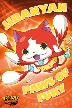 Yo-Kai Watch- Paws Of Fury