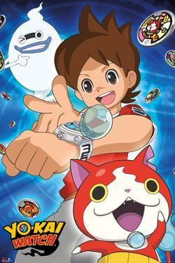 Yo-Kai Watch- Trio