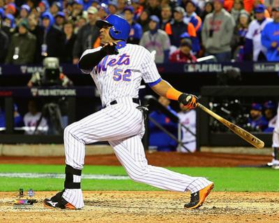 Yoenis Cespedes Game 3 of the 2015 World Series