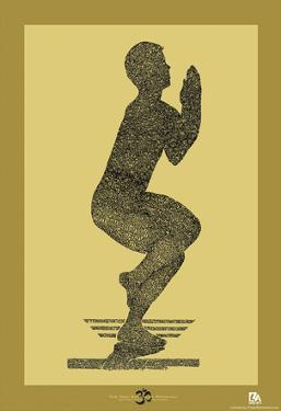 Yoga Sutras of Patanjali Book 4 Text Poster