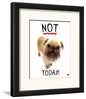 Not Today! by Yoneo Morita