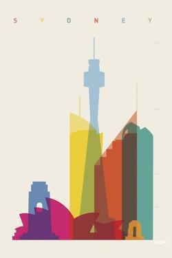 Sydney by Yoni Alter