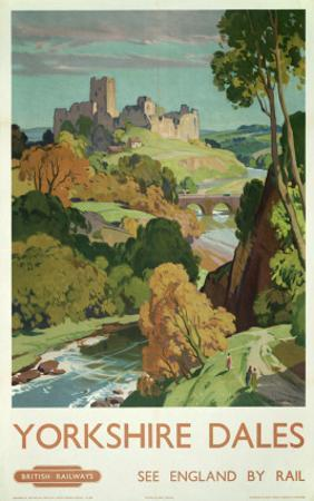 Yorkshire Dales, BR, c.1948-1965