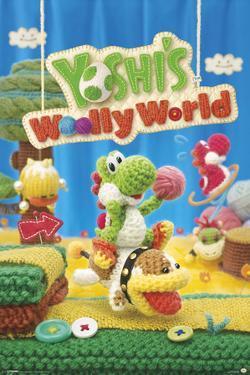 Yoshi?s Wolly World