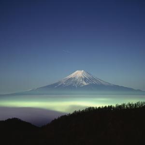 Mount Fuji by Yossan