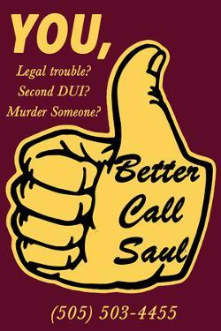 You Call Saul