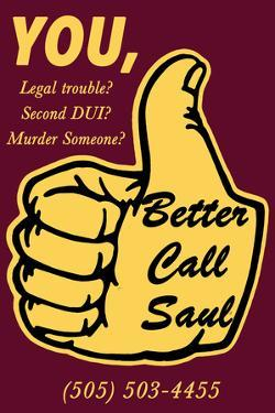 You Call Saul