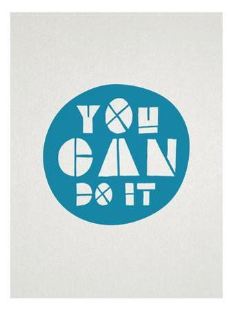 You Can Do It Affirmation Dot