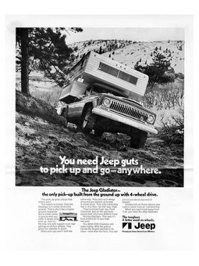 You Need Jeep Guts to Pick Up