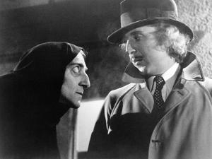 Young Frankenstein, Marty Feldman, Gene Wilder, 1974