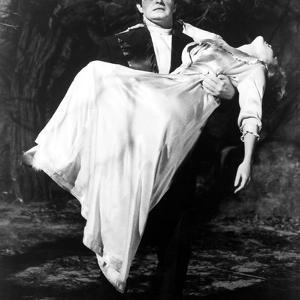Young Frankenstein, Peter Boyle, Madeline Kahn, 1974