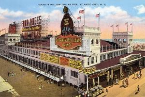 Young's Pier, Atlantic City