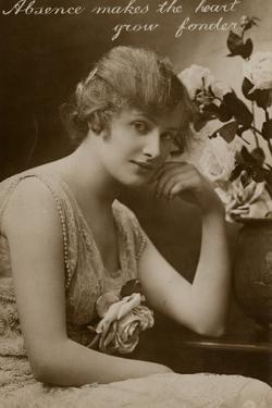 Young Woman, Miss Peggy Kurton