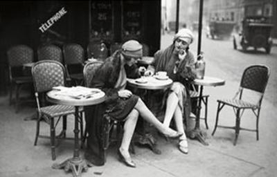 Young Women, 1925