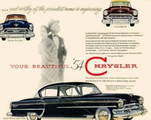 Your Beautiful '54 Chrysler