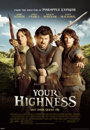 Your Highness (One Sheet)