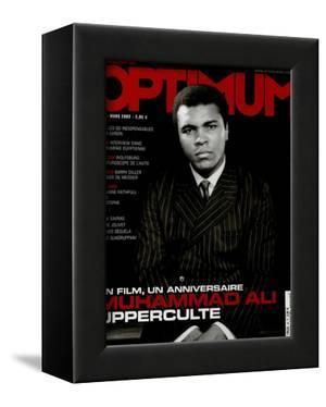 L'Optimum, March 2002 - Muhammad Ali by Yousuf Karsh