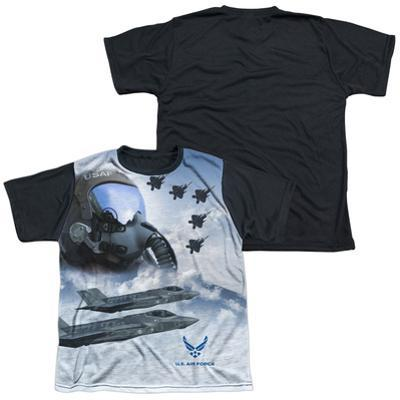 Youth: Air Force - Pilot(black back)