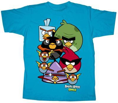 Youth: Angry Birds Space - Stares